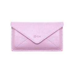 4-OK MAIL vsuvka ružová velkosť T7 (peňaženka/kabelka)
