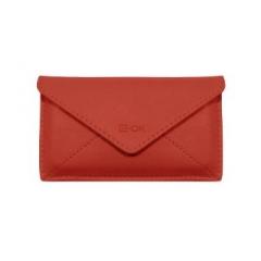 4-OK MAIL vsuvka červená velkosť Iphone  (peňaženka/kabelka)