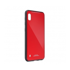 GLASS Case for SAMSUNG Galaxy A71 red