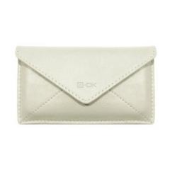 4-OK MAIL vsuvka biela velkosť T7  (peňaženka/kabelka)