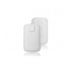 Puzdro vsuvkové biele pre Apple iPhone 3G/4G/4S/S5830 G