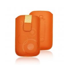 Puzdro vsuvkové červenohnedé pre Apple iPhone 3G/4G/4S/S5830