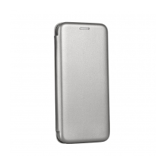 Book Forcell Elegance - puzdro pre Samsung A10 grey