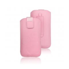 Puzdro vsuvkové ruzove pre Apple iPhone 5/5s/5c