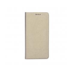 Smart Case - puzdro pre LG Q60  gold
