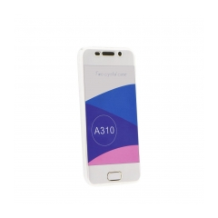 360 Ultra Slim Front+Back for Case SAMSUNG Galaxy A51 transparent