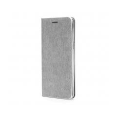 Luna Book Silver - Huawei P Smart silver