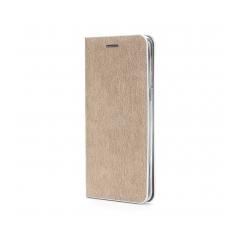 Luna Book Silver - Huawei P Smart gold