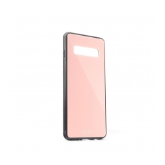 GLASS Case for SAMSUNG Galaxy S11 Plus pink