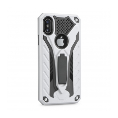 Forcell PHANTOM puzdro pre Apple iPhone XS ( 5,8 ) silver
