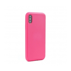 Style Lux puzdro pre Samsung S10 hot pink