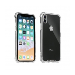 Armor Jelly Roar - puzdro na Iphone XS Max transparent