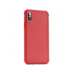 Roar Armor Carbon - puzdro pre Samsung Galaxy A40 red