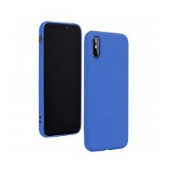 Forcell SILICONE LITE puzdro pre SAMSUNG Galaxy A40 blue