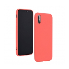 Forcell SILICONE LITE puzdro pre SAMSUNG Galaxy A40 pink