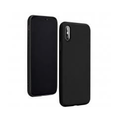 Forcell SILICONE LITE puzdro pre SAMSUNG Galaxy A70 black