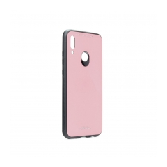 GLASS Case for HUAWEI P SMART 2019 pink