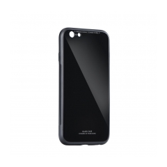 GLASS Case for SAMSUNG Galaxy A40 black