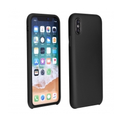 Forcell Silicone Case for Xiaomi Redmi NOTE 7 black