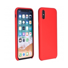 Forcell Silicone Case for Xiaomi Redmi NOTE 7 red