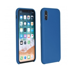 Forcell Silicone Case for Xiaomi Redmi NOTE 7 blue