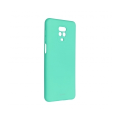 Roar Colorful Jelly puzdro na Xiaomi Redmi Note 9 Pro mint