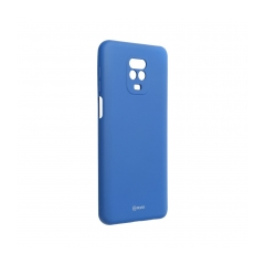 Roar Colorful Jelly puzdro na Xiaomi Redmi Note 9 Pro  navy