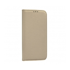 Smart Case Book puzdro na  Huawei Y6P  gold