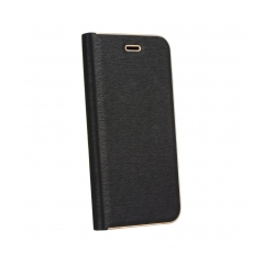 Luna Book Silver puzdro na  Huawei P40 Pro black