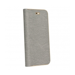 Luna Book Silver puzdro na  Huawei P40 Lite E silver