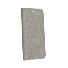 Luna Book Silver puzdro na  Huawei P40 silver