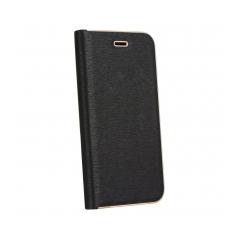 Luna Book Silver puzdro na  Huawei P40 black