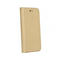 Luna Book Silver puzdro na  Huawei Y6p gold
