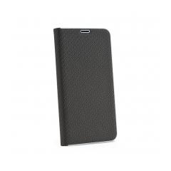 Luna Book Silver puzdro na  Huawei Y6p black