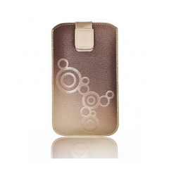 Forcell Deko 2 Case - Apple iPhone 3G/4G/4S/S5830 Galaxy Ace/S6310 Young beige