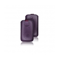 Forcell Deko Case - HTC Desire C/S5360 Galaxy Y/S6500 Galaxy Mini 2/LG L3 violet