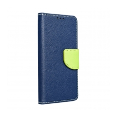 Fancy Book puzdro na  Huawei Y5P navy/lime