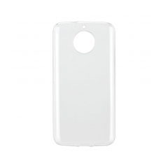 Back Case Ultra Slim 0.5mm kryt na - MOTOROLA G8 POWER LITE transparent