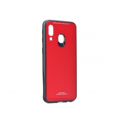 Forcell Glass puzdro na SAMSUNG Galaxy A41 red