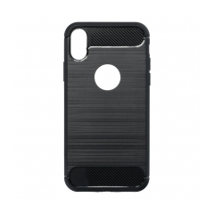 Forcell CARBON puzdro na IPHONE 12 PRO MAX black