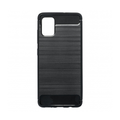 Forcell CARBON puzdro na SAMSUNG Galaxy A51 5G black
