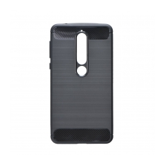 Forcell CARBON puzdro na MOTOROLA Moto G8 Power Lite black