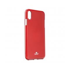 Mercury Jelly puzdro na Iphone XS Max - 6,5 red