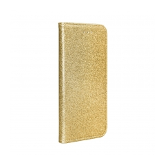 SHINING Book puzdro na  Huawei P Smart 2019 gold