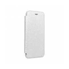 Forcell ELECTRO BOOK puzdro na Huawei P40 LITE E silver