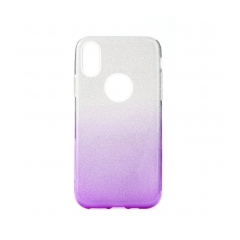 FORCELL Shining puzdro na IPHONE 12 PRO MAX clear/violet