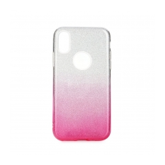 FORCELL Shining puzdro na IPHONE 12 PRO MAX clear/pink