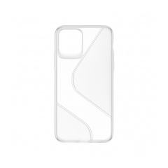 Forcell S-CASE puzdro na Huawei P40 Lite E clear
