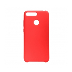 Forcell Silicone puzdro na Huawei P40 Lite red