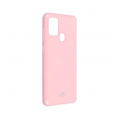Mercury Jelly puzdro na Samsung Galaxy A21S light pink